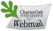Charter Oak State College Webmail